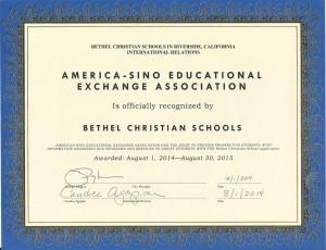Bethel Christian Schools