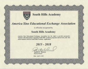 South Hills Academy