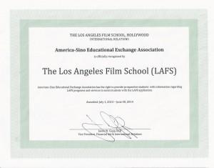 The Los Angeles Film School